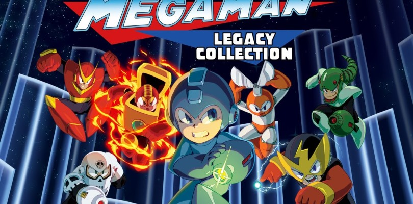Mega Man Legacy Collection su Nintendo 3DS!