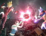 Super Smash Bros. – Cloud da Final Fantasy VII arriva nel brawler Nintendo
