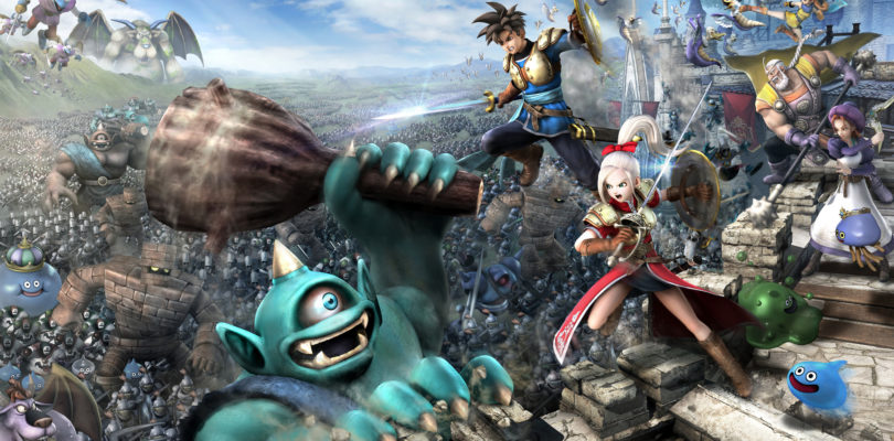 Dragon Quest Heroes: L'Albero del mondo e le radici del male è disponibile su Steam!