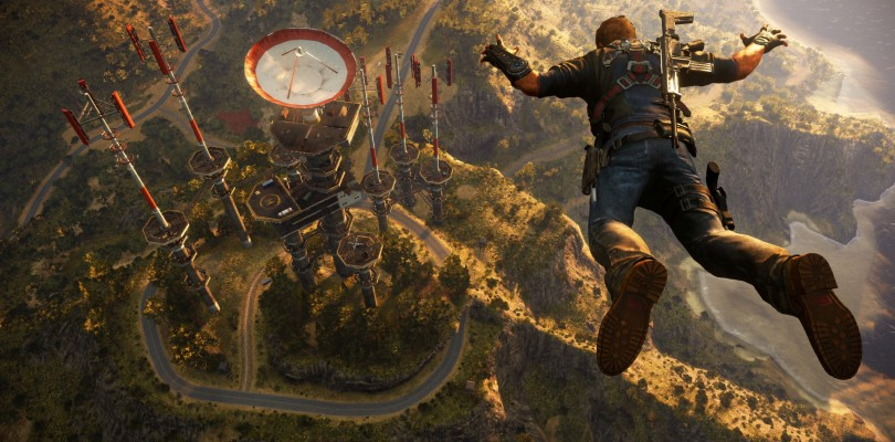 Just Cause 3 è disponibile per l'acquisto su PS4, Xbox One e PC