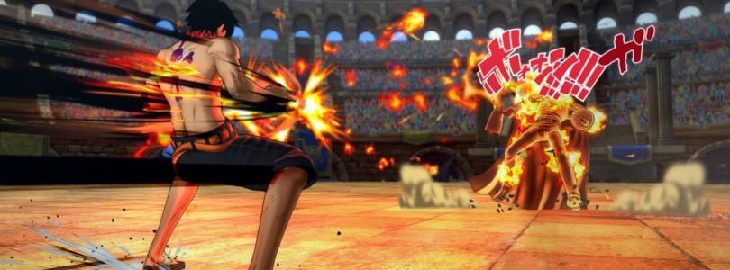 One Piece Burning Blood – Nuovo diario di sviluppo