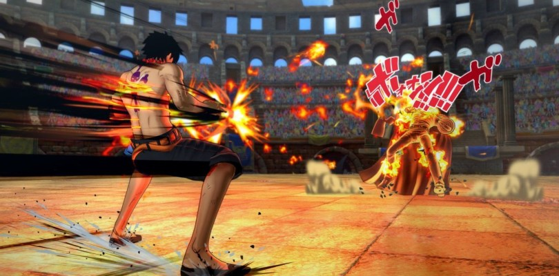 One Piece: Burning Blood arriva in Europa a giugno