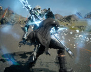 Final Fantasy XV mostra una boss fight su Xbox One