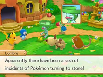 Pokémon Super Mystery Dungeon img004