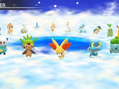 Pokémon Super Mystery Dungeon img007