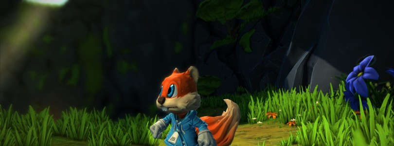 Young Conker è il seguito di Conker's Bad Fur Day?