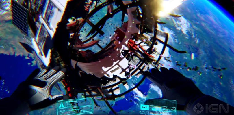 Adr1ft arriva su HTC Vive