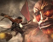 I giganti di Attack on Titan arrivano su PS4, Xbox One e PC in A.O.T Wings of Freedom