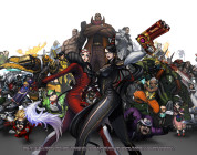 Un wallpaper per i 10 anni di Platinum Games