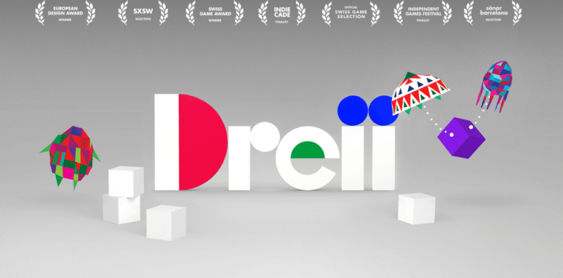 Dreii arriva su PlayStation Store per PlayStation 4 e PlayStation Vita