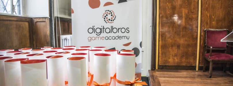 Digital Bros Game Academy – Graduation Day