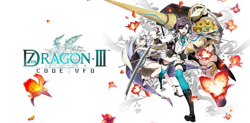 7th Dragon III Code