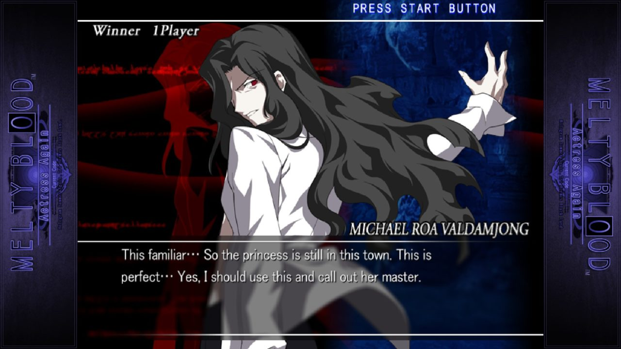 Melty Blood Actress Again Current Code img (8)