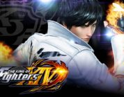 The King of Fighters XIV – Portacipria con specchi non riflettenti per il team Yagami