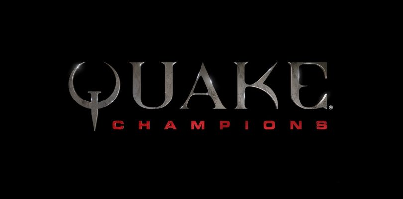 Nell'ultimo trailer di Quake Champions la nuova arena Blood Covenant