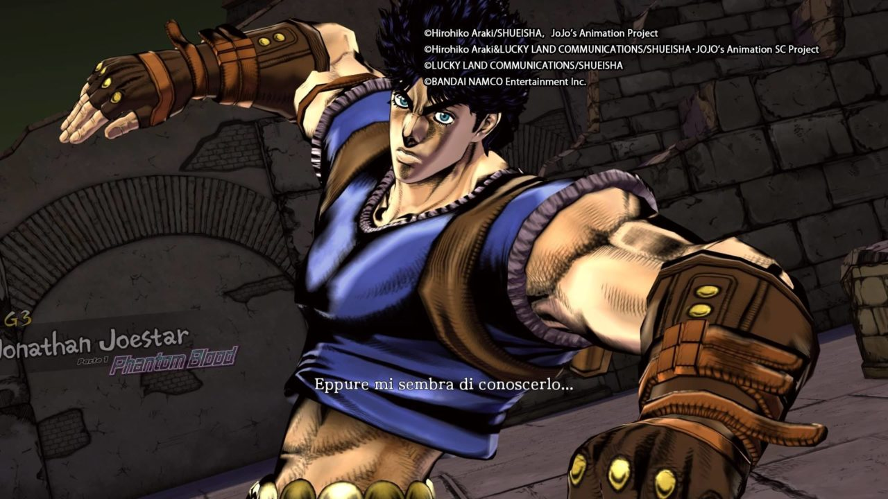 JoJo's Bizarre Adventure Eyes of Heaven img (11)