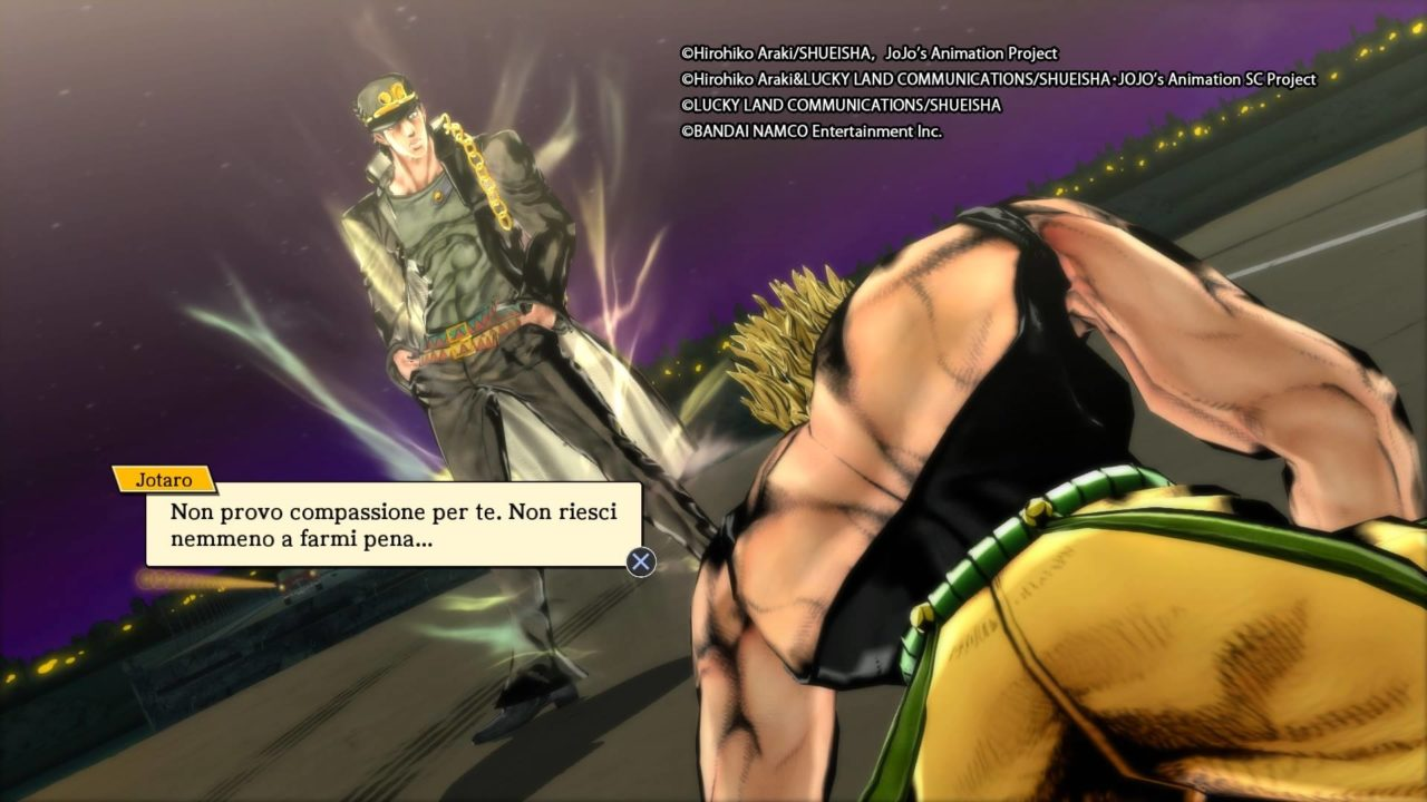 JoJo's Bizarre Adventure Eyes of Heaven img (3)