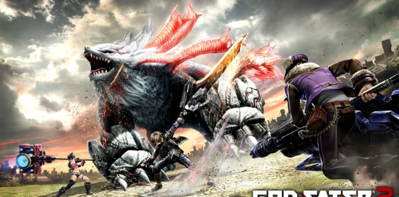 God Eater 2: Rage Burst a 60 fps su PC, 30 su PS Vita e PS4