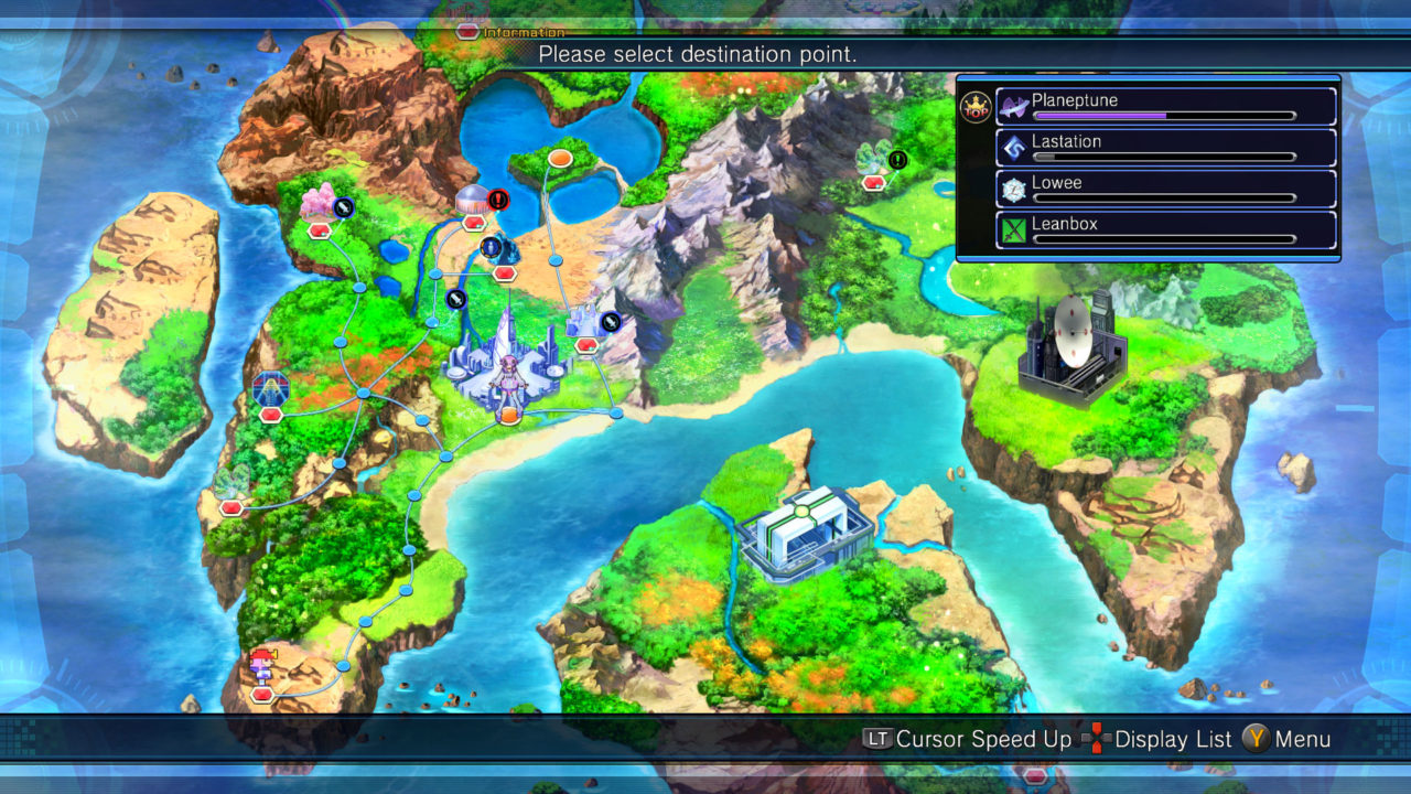 Neptunia screenshot 07