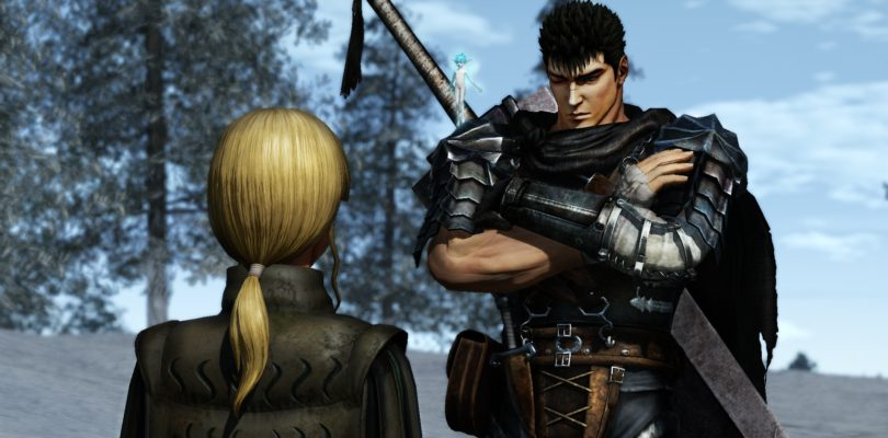 Berserk and the Band of the Hawk arriva a febbraio su PS4, PS Vita e PC