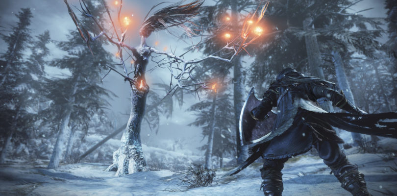 Ashes of Ariandel, il nuovo DLC di Dark Souls III, è disponibile per PS4, Xbox One e PC