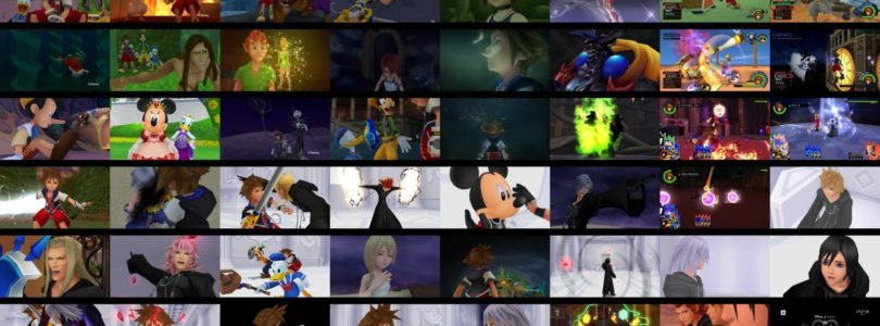 Kingdom Hearts HD 1.5 + 2.5 ReMIX porta tutta la serie Kingdom Hearts su PlayStation 4