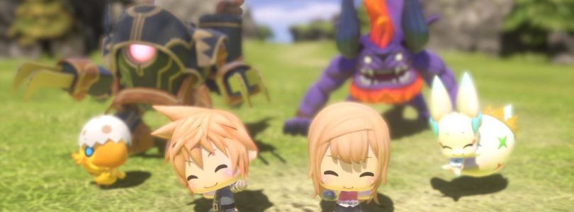 World of Final Fantasy – Disponibile da oggi per PC