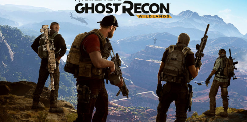 Tom Clancy's Ghost Recon Wildlands art000
