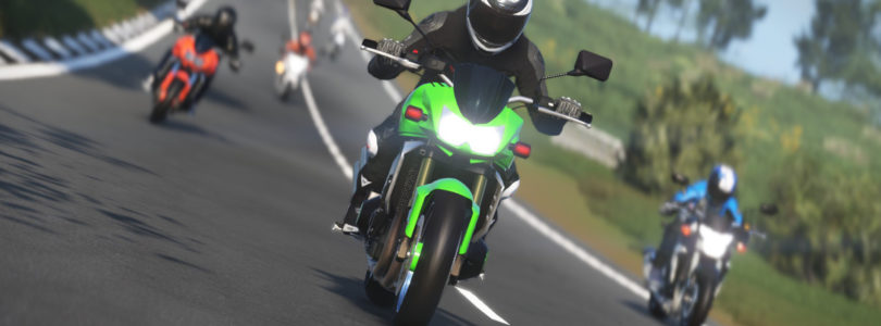 Disponibile il nuovo DLC 2017 Top Bikes Pack per Ride 2