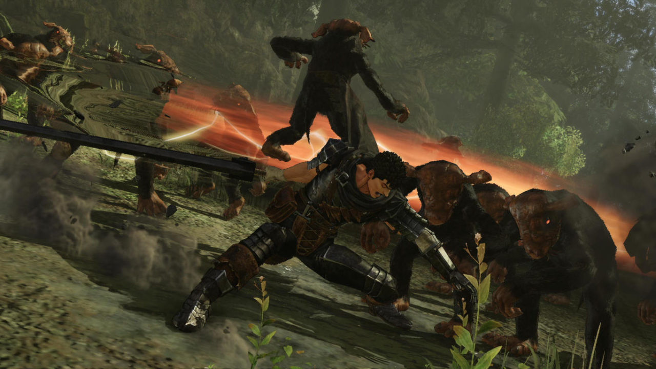 Berserk and the Band of the Hawk img geekgamer