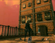 Nier Gravity Rush