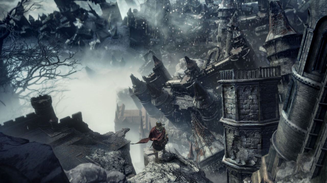 dark souls III The Ringed City img1 geekgamer