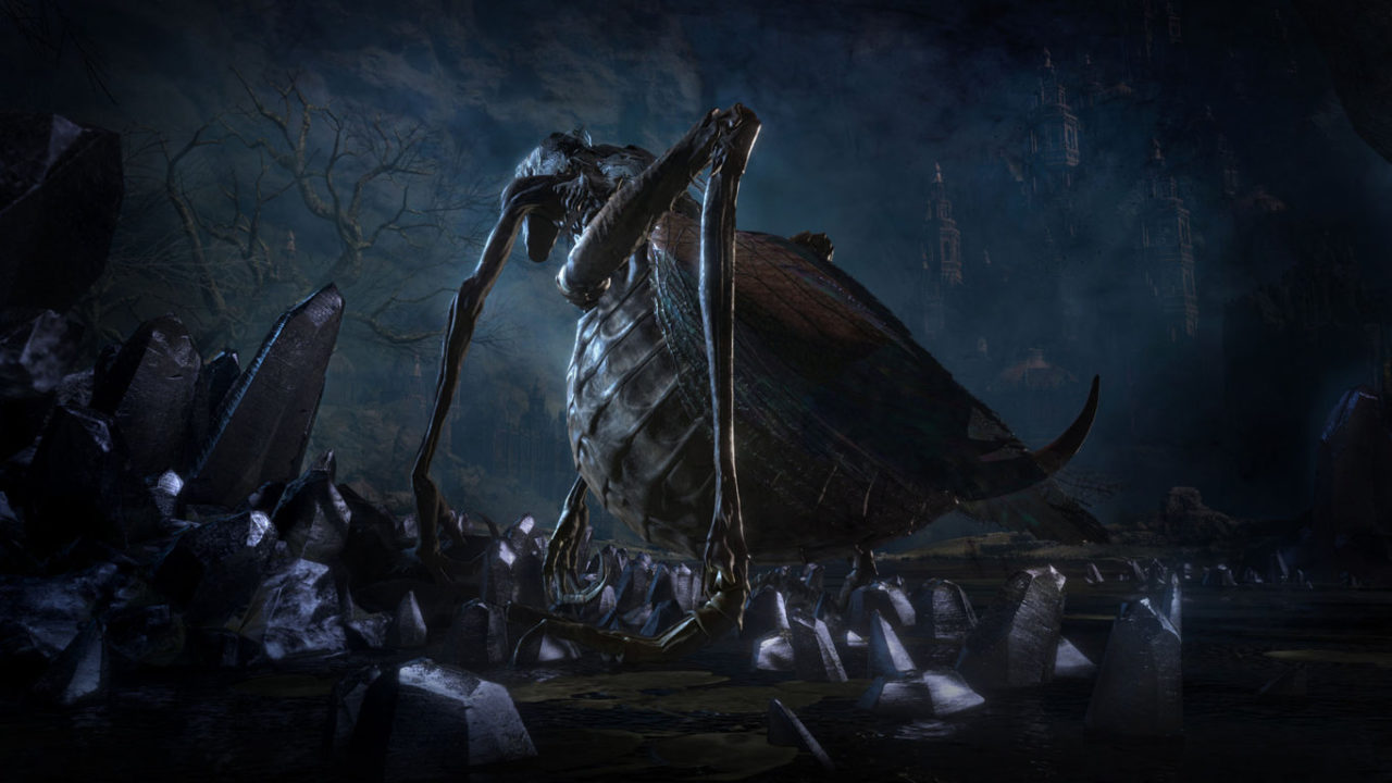 dark souls III The Ringed City img4 geekgamer