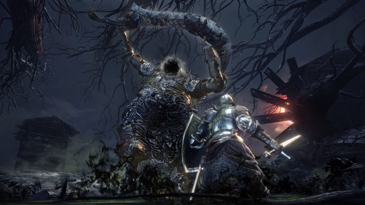 dark souls III The Ringed City img6 geekgamer