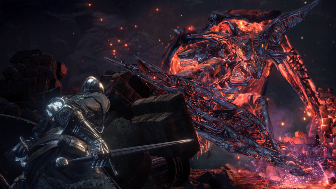 dark souls III The Ringed City img7 geekgamer