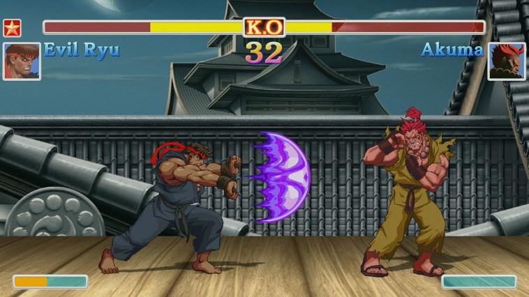 Ultra Street Fighter II The Final Challengers img3