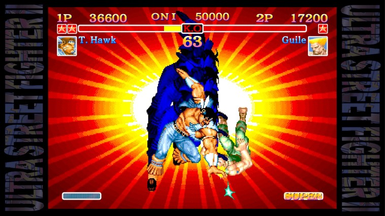 Ultra Street Fighter II The Final Challengers img5