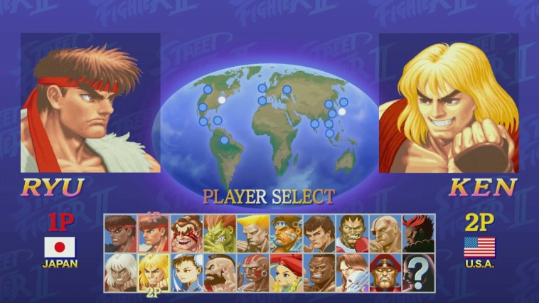 Ultra Street Fighter II The Final Challengers img7