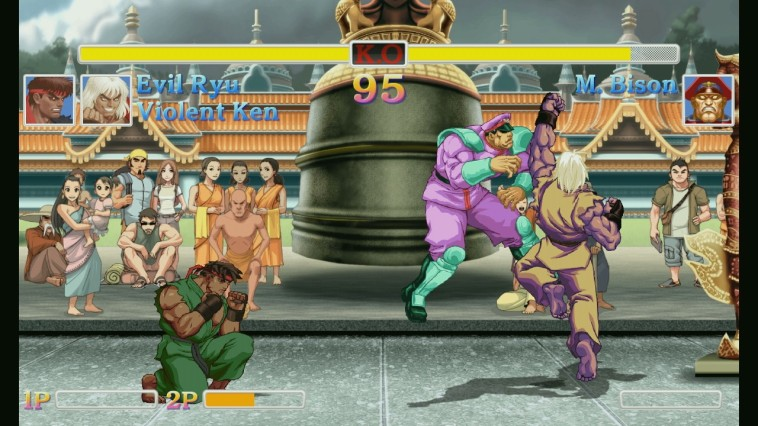 Ultra Street Fighter II The Final Challengers img9