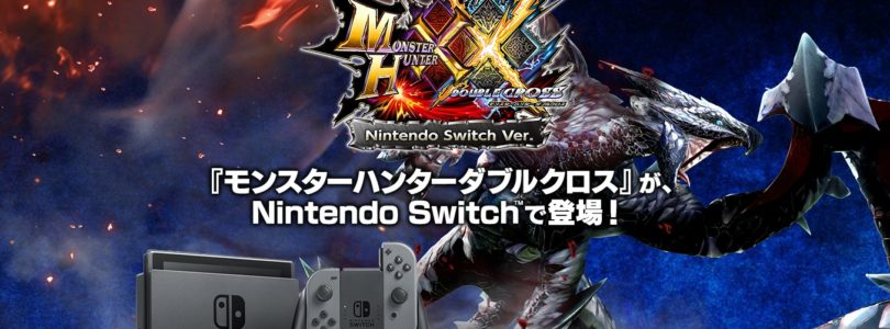 Monster Hunter XX arriva su Nintendo Switch
