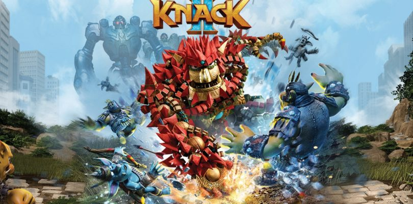 Knack 2 – Un video gameplay di 15 minuti