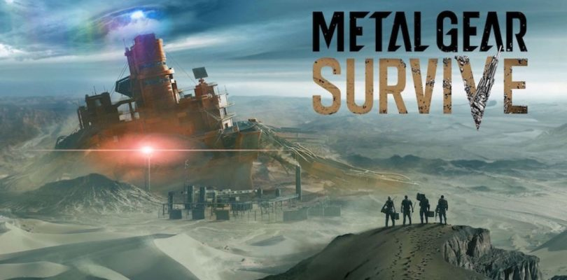 Mostrato il single-player di Metal Gear Survive in un nuovo trailer