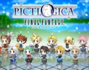 Square Enix annuncia Pictlogica Final Fantasy ≒ per Nintendo 3DS