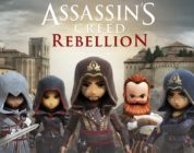 Assassin's Creed Rebellion – Costruite la vostra personale Confraternita free-to-play su smartphone e tablet