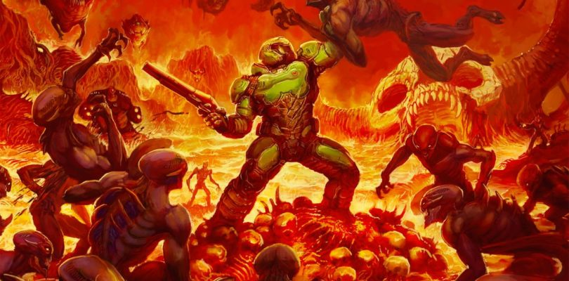 In arrivo l'update per il 4K di DOOM su PlayStation 4 Pro e Xbox one X