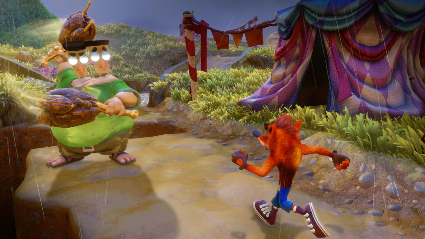 Crash Bandicoot N. Sane Trilogy img1 geekgamer