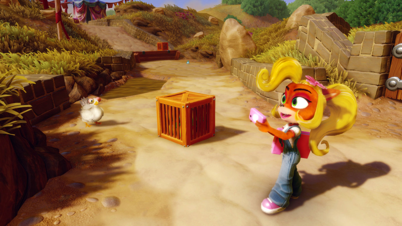 Crash Bandicoot N. Sane Trilogy img2 geekgamer