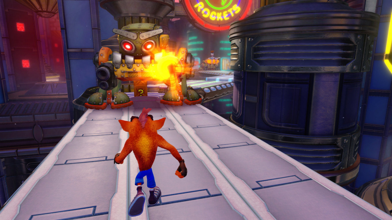 Crash Bandicoot N. Sane Trilogy img5 geekgamer