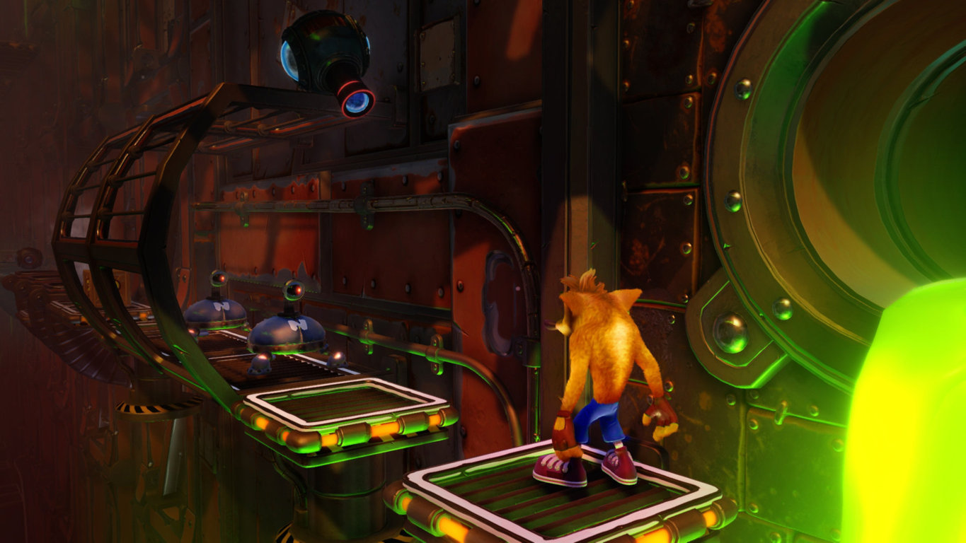 Crash Bandicoot N. Sane Trilogy img8 geekgamer