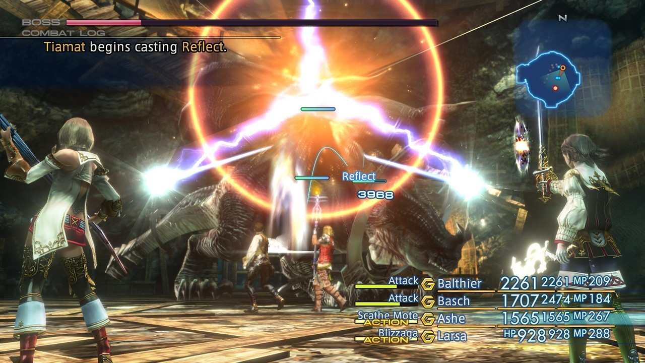 Final Fantasy XII The Zodiac Age img1 geekgamer